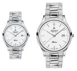 Zegarki dla pary Atlantic Sealine 22346.41.21 i 62346.41.21