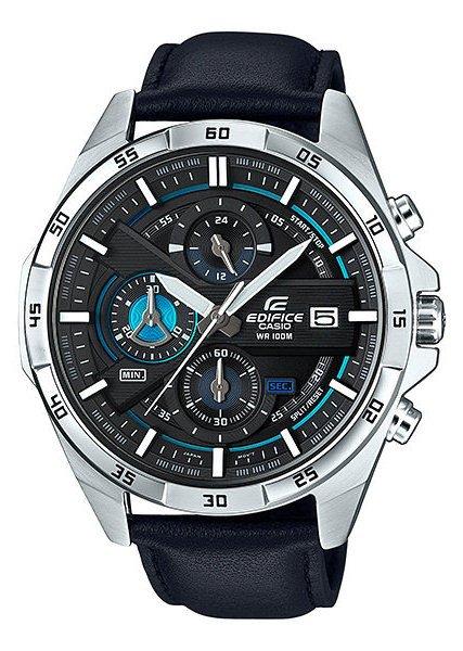 529f3f52f8e52b Zegarek Casio EFR-556L-1AVUEF Edifice Chronograf Kliknij, aby powiększyć