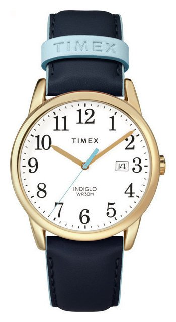 76a9df5b7165 Zegarek Timex Easy Reader Color Pop TW2R62600 Indiglo - sklep ...