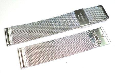 Bransoleta do zegarka 20 mm Tekla TB20.003.08 Mesh