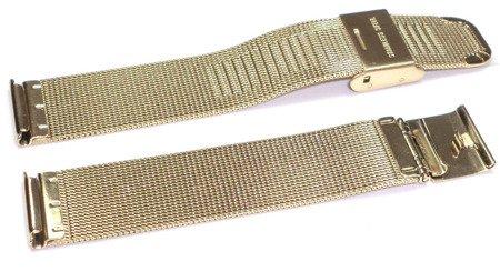 Bransoleta do zegarka Timex T2P462 P2P462 16 mm Stal