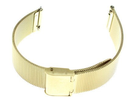 Bransoleta do zegarka Timex TW2R26500 PW2R26500 18 mm Stal