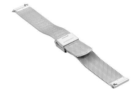 Bransoleta stalowa do zegarka 18 mm Bisset BM-103/18 TT Gold