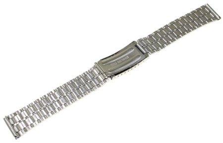 Bransoleta stalowa do zegarka 18 mm JVD KT 165-18