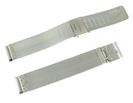 Bransoleta stalowa do zegarka 18 mm Tekla BC1.18 Mesh