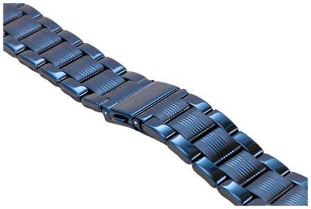 Bransoleta stalowa do zegarka 20 mm BR-109.20 Blue