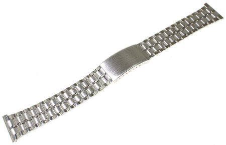 Bransoleta stalowa do zegarka 20 mm JVD KT 165-20