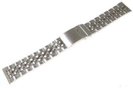 Bransoleta stalowa do zegarka 20 mm JVD KT 166-20
