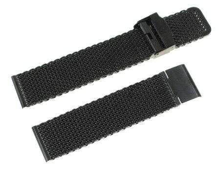 Bransoleta stalowa do zegarka 22 mm Tekla BG3.22 Mesh