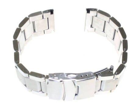 Bransoleta stalowa do zegarka 24 mm Tekla BL1.24