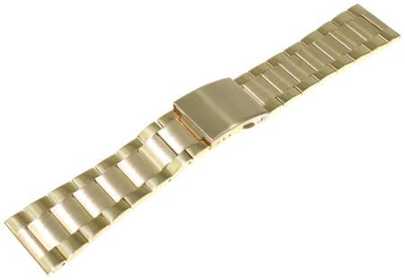Bransoleta stalowa do zegarka 28 mm Tekla BW2.28