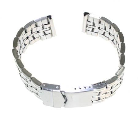 Bransoleta stalowa do zegarka Diloy 900-20-0 20 mm