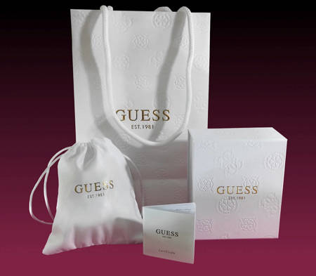 Bransoletka Guess From Guess With Love UBB70006-S