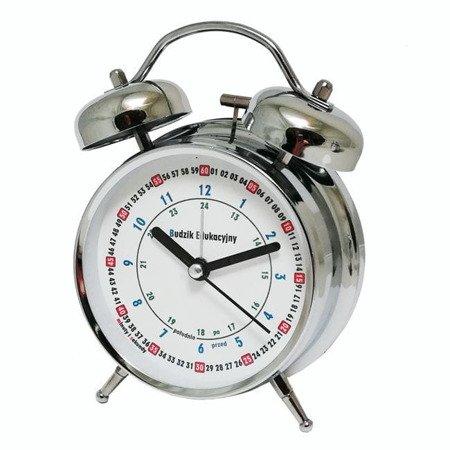 Budzik Atrix ATB045ED Bell Alarm Edukacyjny