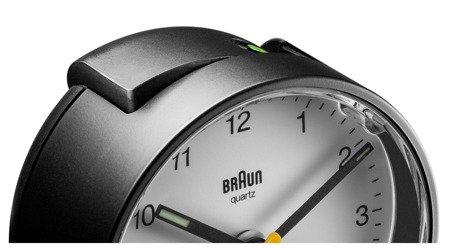 Budzik Braun BC01BW