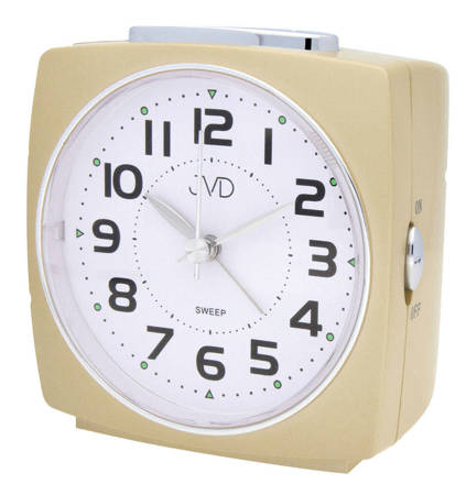 Budzik JVD SRP504.1 Bell Alarm