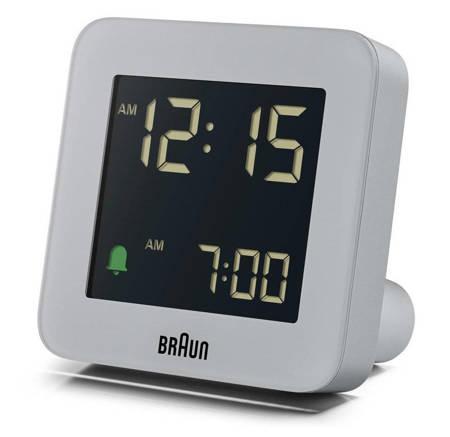 Budzik elektroniczny Braun BC09G Limitowany