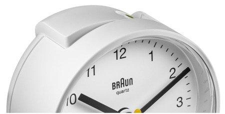 Budzik kwarcowy Braun BNC001WHWH