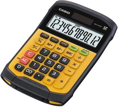 Kalkulator Casio WM-320MT wodoszczelny IP54
