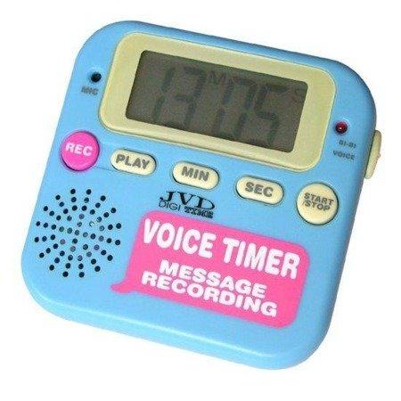 Minutnik JVD DM112.1 Voice Timer
