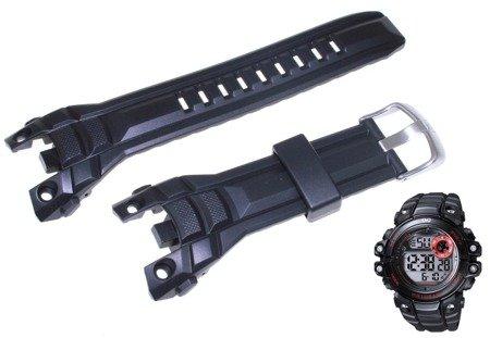 Pasek do zegarka Q&Q M151-001 31 mm Tworzywo