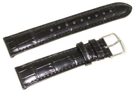 Pasek do zegarka Timex T2P450 P2P450 20 mm Skóra