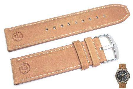 Pasek do zegarka Timex T49991 P49991 22 mm Skóra