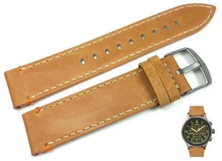 Pasek do zegarka Timex TW4B04400 PW4B04400 20 mm Skóra