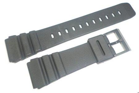 Pasek zamiennik 200F2 do zegarka Casio AMW-320C 21 mm