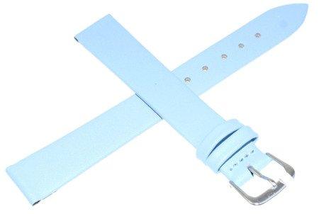 Skórzany pasek do zegarka 16 mm JVD R14806-16P XL