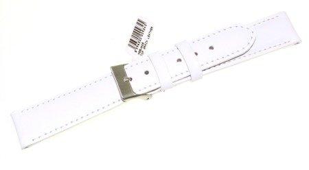 Skórzany pasek do zegarka 18 mm Minet MSBUW18 Top Grain