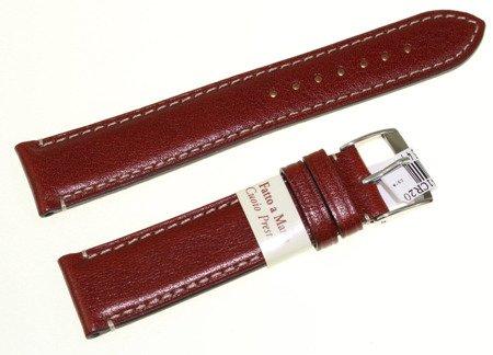Skórzany pasek do zegarka 20 mm Morellato A01X4810947041CR20