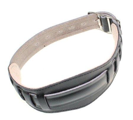 Skórzany pasek z podkładką do zegarka 16 mm 16MM.007.01