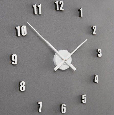 Zegar ścienny ExitoDesign HS-138HL naklejany na ścianę, szybę...