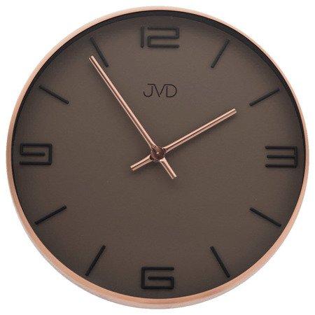 Zegar ścienny JVD HC19.1 30 cm Architect Metalowy