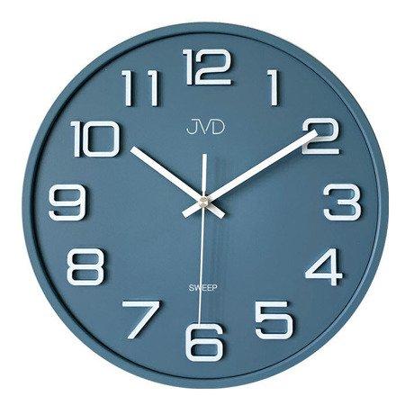 Zegar ścienny JVD HX2472.4 Cichy mechanizm 31 cm