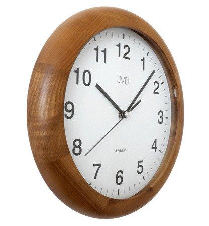 Zegar ścienny JVD NS19020.11 Cichy mechanizm