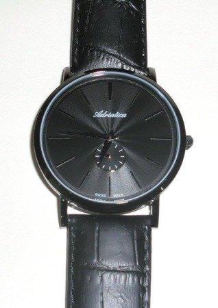 Zegarek Adriatica A1113.B214Q Classic Black Slim