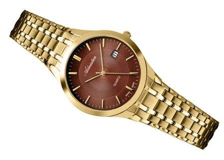 Zegarek Adriatica A3136.111GQ Klasyczny Szafirowe szkło