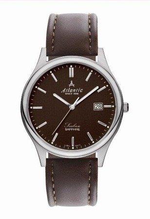 Zegarek Atlantic Seabase 60342.41.81 Szafirowe szkło
