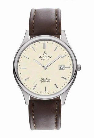 Zegarek Atlantic Seabase 60342.41.91 Szafirowe szkło
