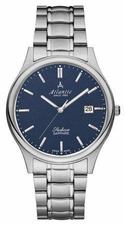 Zegarek Atlantic Seabase 60347.41.51 Szafirowe szkło
