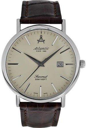 Zegarek Atlantic Seacrest 50344.41.91 Szafirowe szkło