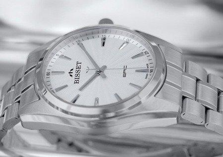 Zegarek Bisset BSDD65 SISX 05BX Klasyczny