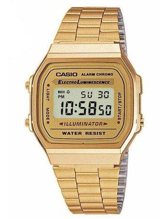 Zegarek Casio A168WG-9EF Retro