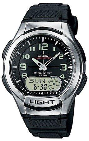 Zegarek Casio AQ-180W-1BV DataBank