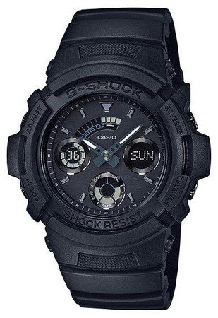 Zegarek Casio AW-591BB-1AER Black G-Shock