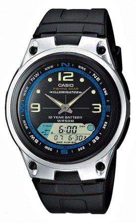 Zegarek Casio AW-82-1AVEF Fishing Gear