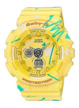 Zegarek Casio BA-120SC-9AER Baby-G Graffiti