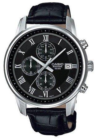 Zegarek Casio BEM-511L-1AVEF Beside Chronograf